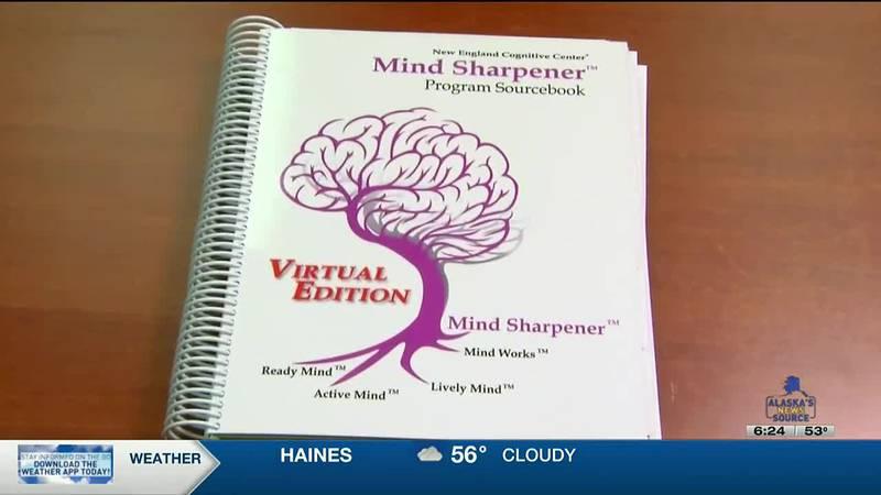 Program to help sharpen the mind.