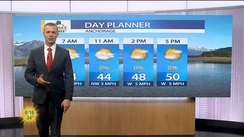 Wednesday, May 5 Morning Weather