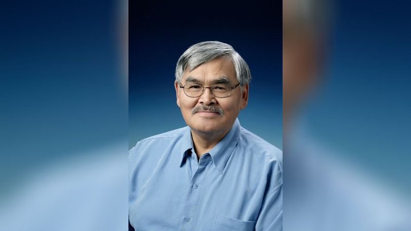 Former Arctic Slope Regional Corporation President and CEO, and North Slope leader Jacob Adams...