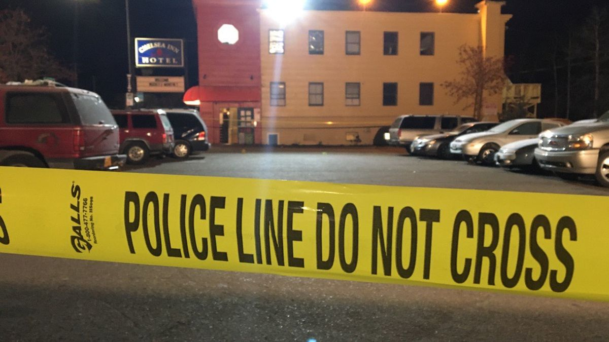 Anchorage police are investigating a homicide at the Chelsea Inn Hotel.