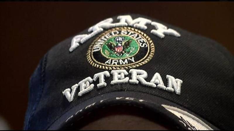 A U.S. Army veteran.