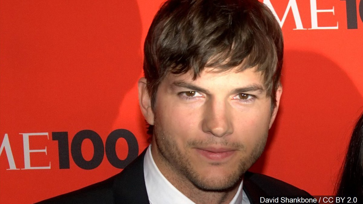 Ashton Kutcher is an American actor and investor. Photo Date: 5/7/2010 / Source: David...
