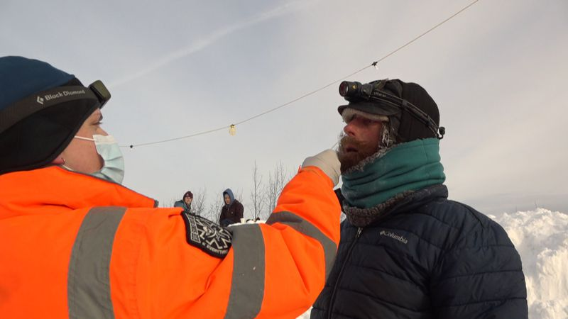 Upon arrival in the McGrath checkpoint, all mushers on the Iditarod Trail are required to take...