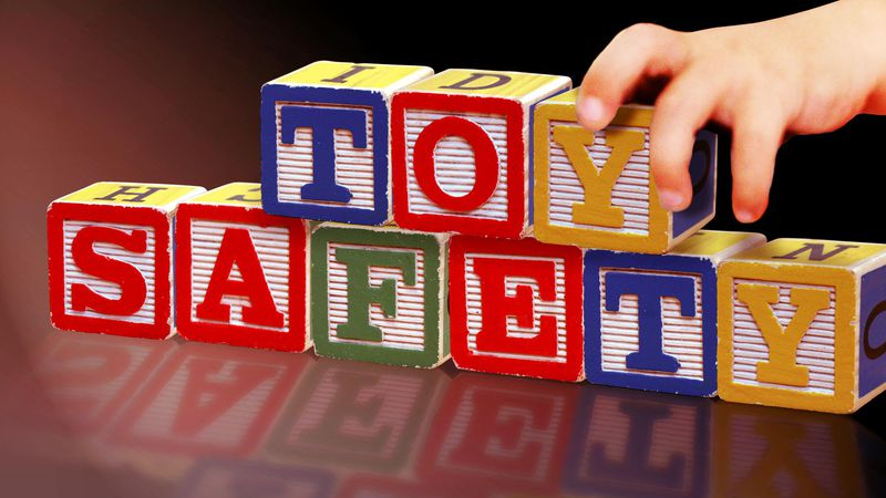 """""""Although intended for fun and entertainment, many toys contain hidden hazards unnecessarily..."""
