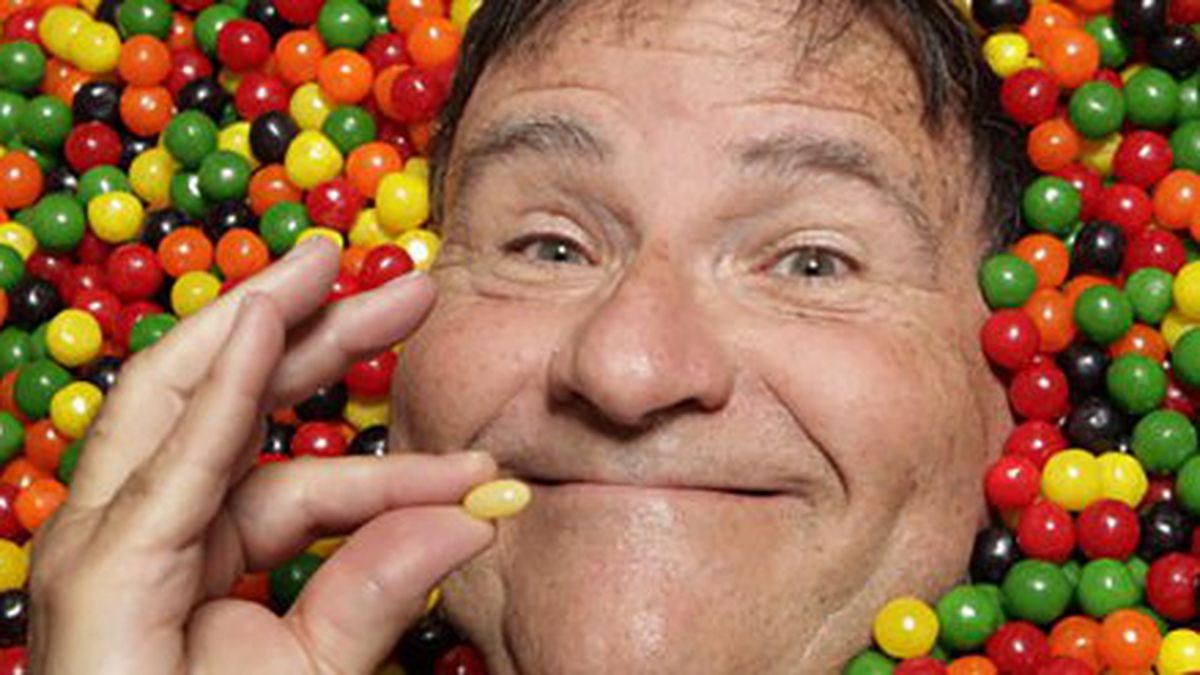 David Klein, affectionately known as The Candyman, is excited to announce his worldwide treasure hunt.