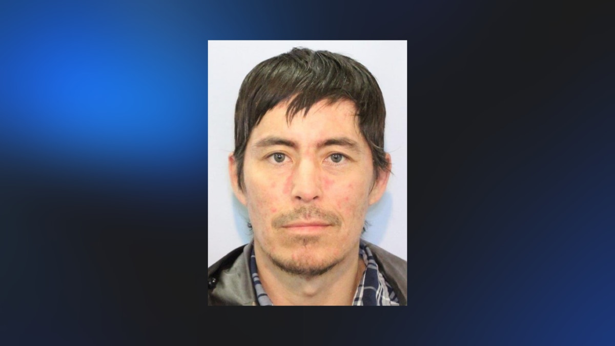 Donald George Carroll Jr., 41, escaped from the Fort Yukon Police Department on Sept. 22, 2021.