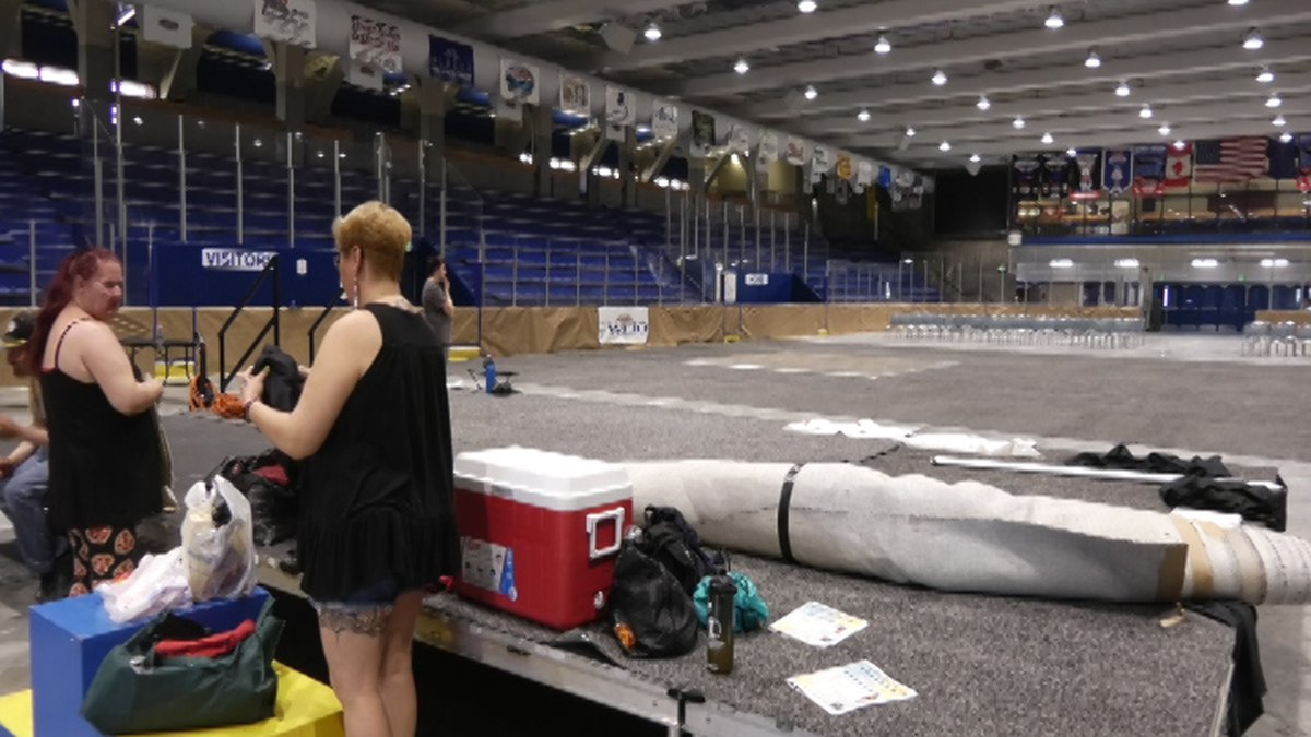 The World Eskimo-Indian Olympics are scheduled to begin on the morning of Wednesday, July 21,...