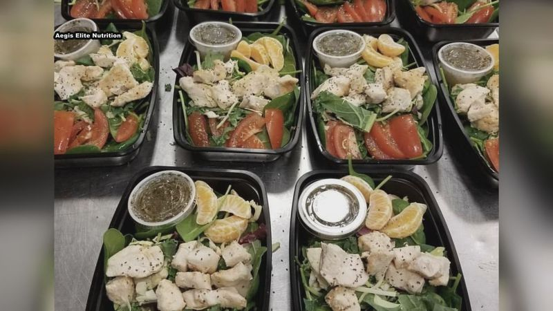 Meal prep companies across the nation report jump in business during the pandemic  (Aegis Elite...