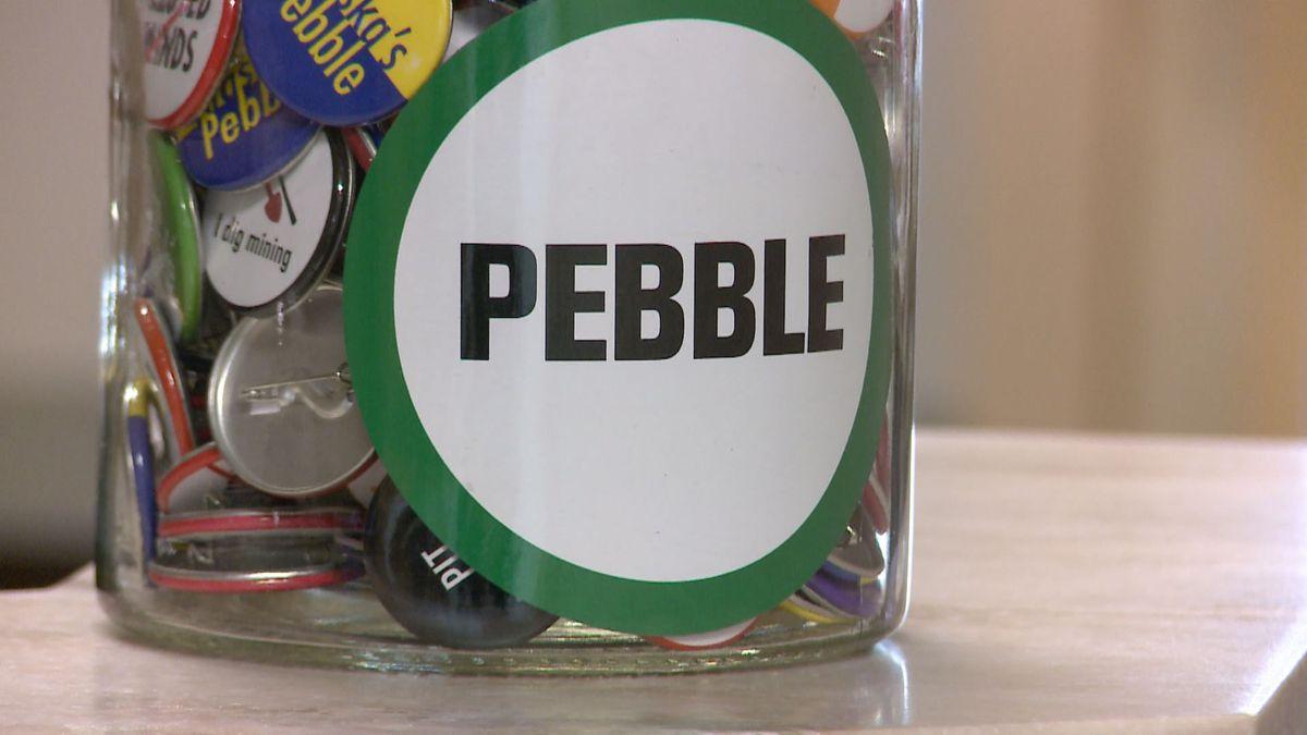 Pebble sticker (KTUU)
