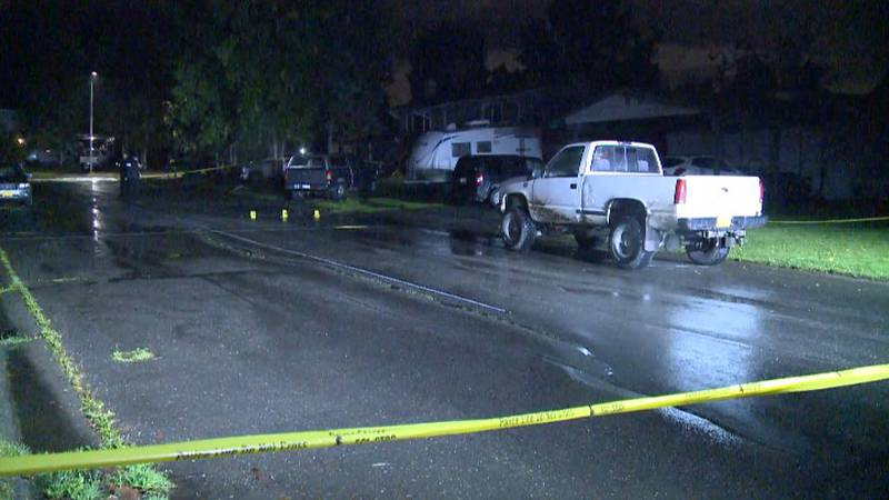 APD investigate shooting at Lana Court in which an officer was wounded when another officer's...