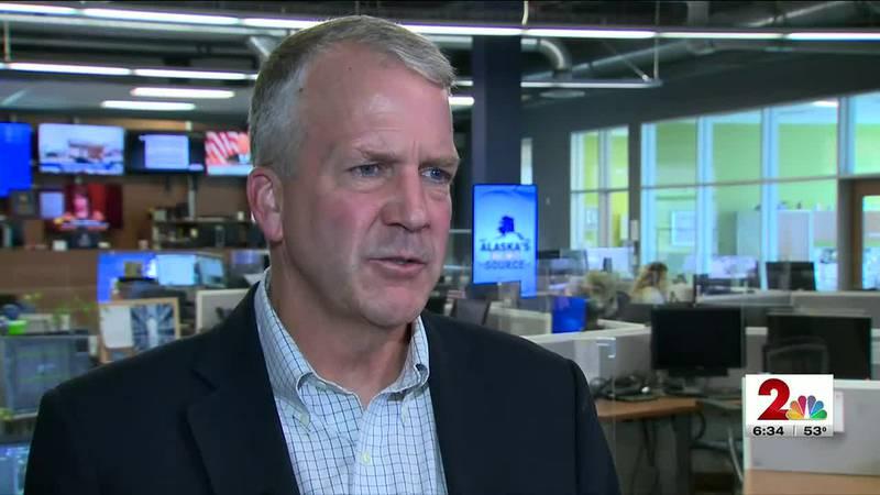 As a vote on the $3.5 trillion budget reconciliation bill nears, Sen. Dan Sullivan responds to...