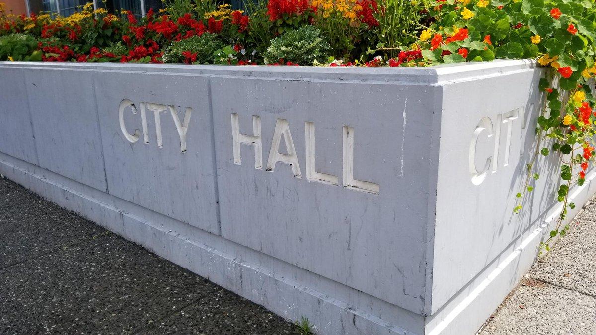 Anchorage City Hall.