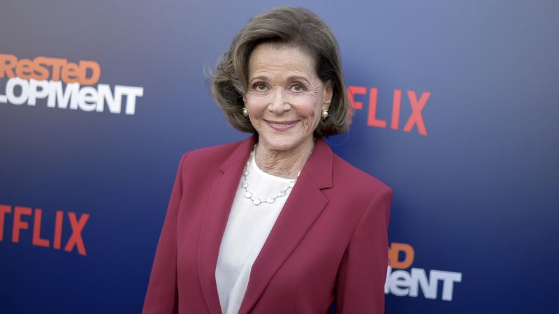 """FILE - In this May 17, 2018 file photo, Jessica Walter attends the LA Premiere of """"Arrested..."""