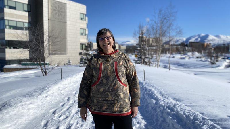 Valerie Nurr'araaluk Davidson has been named interim president of the Alaska Native Tribal...