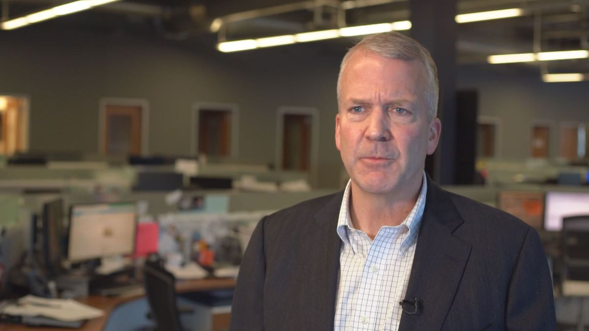 Sen. Dan Sullivan says he supports the president naming a nominee to a vacant U.S. Supreme Court seat.