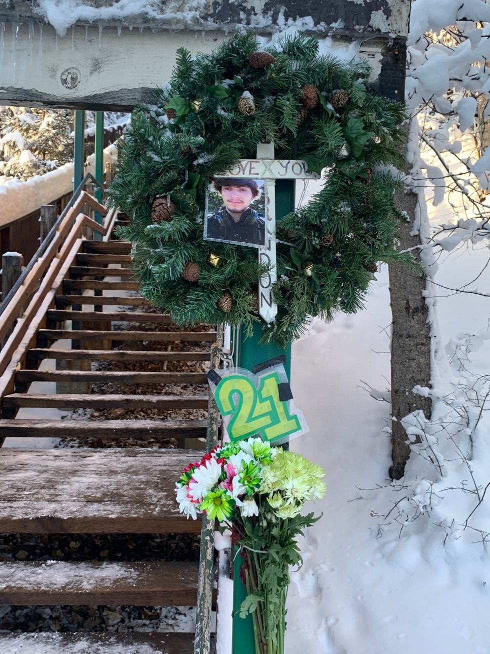 Brandon Irlmeier died the year Anchorage recorded its highest number of homicides at 35.