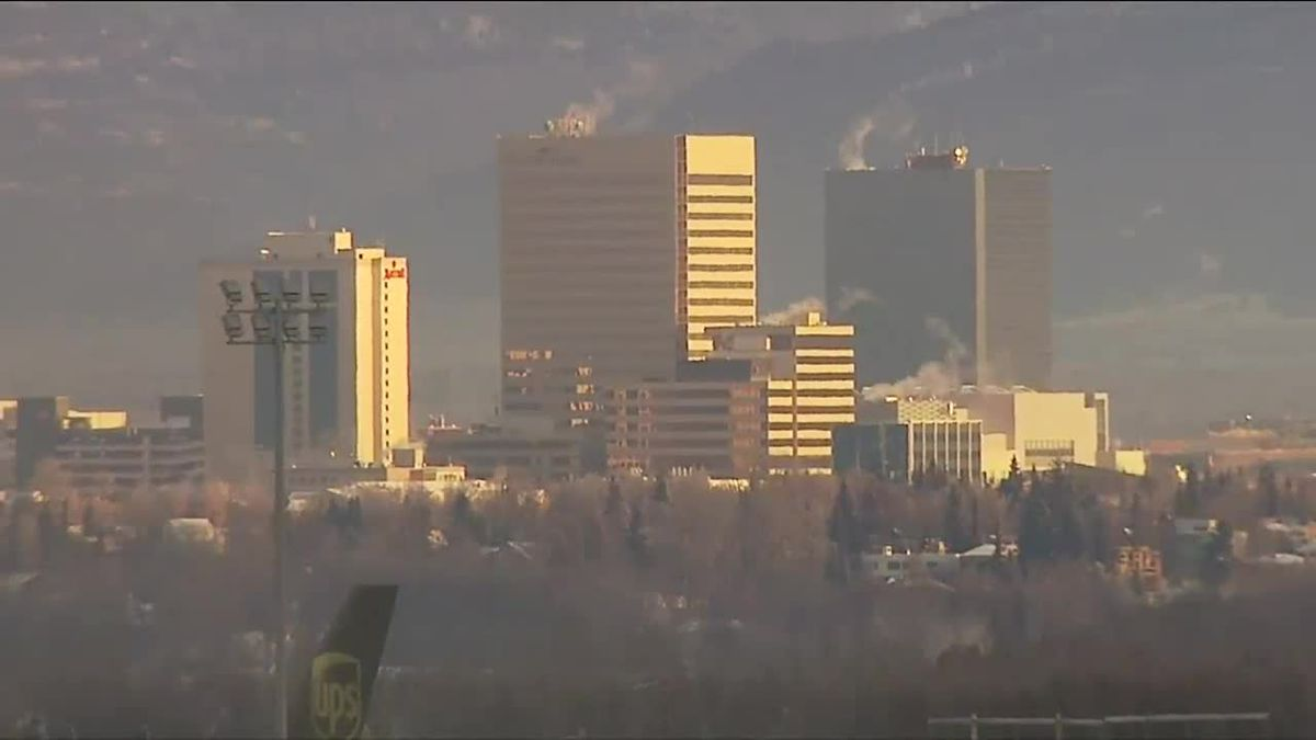 Downtown Anchorage
