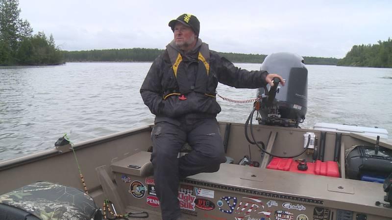 Drill Team Six Fishing Excursions.