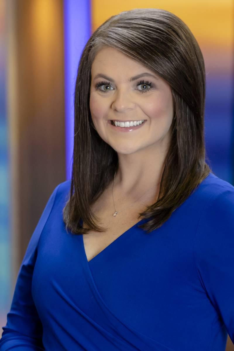 Headshot of Melissa  Frey, Chief Meteorologist