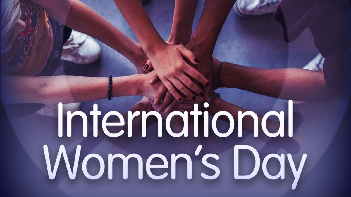Photo: International Women's Day