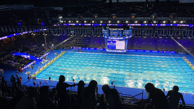 Alaskans in omaha for swimming trials