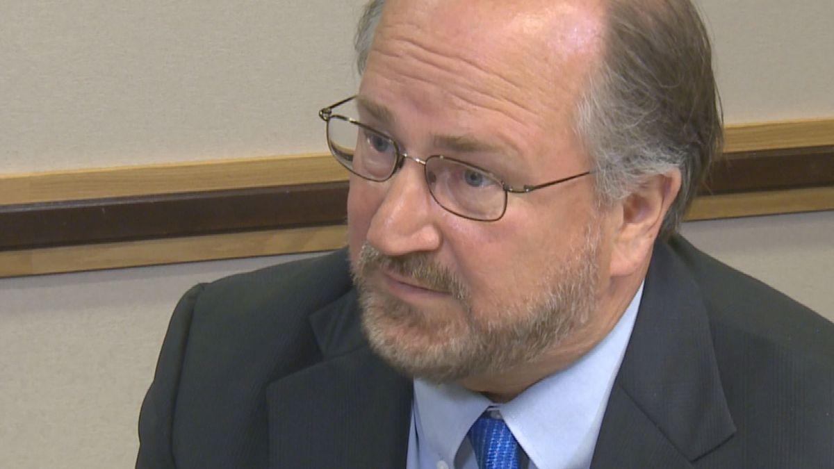 Alaska Attorney General Kevin Clarkson.