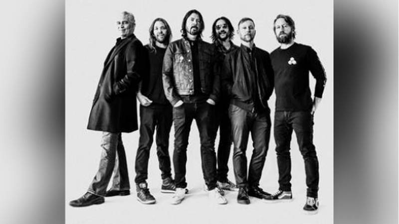Foo Fighters / Source: (Andreas Neumann)