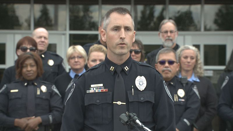 New APD Chief Justin Doll