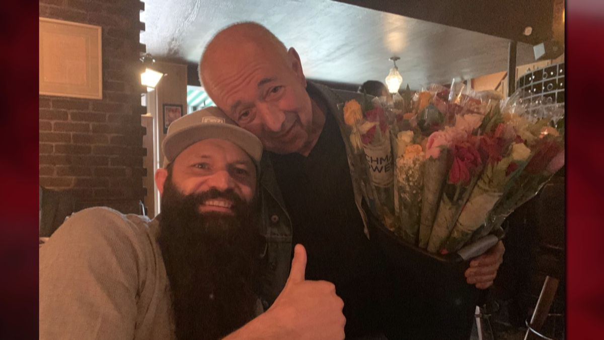 Jilwan (right) passed away recently at age 67. Better known for the flowers he sold to late night crowds, the bars and patrons of downtown Anchorage say Jilwan was a staple that couldn't be replaced.