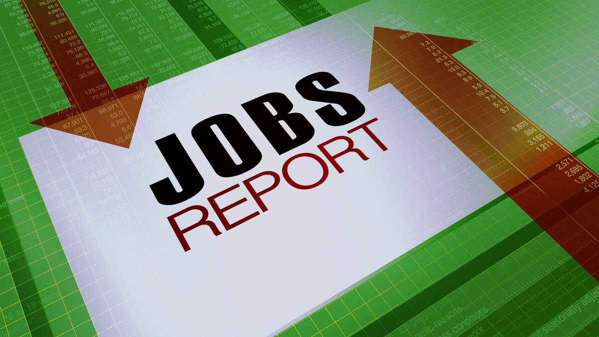 Alaska saw job growth in April compared to last year.