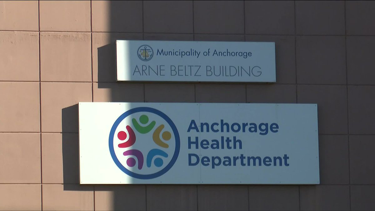 The Anchorage Health Department Building.