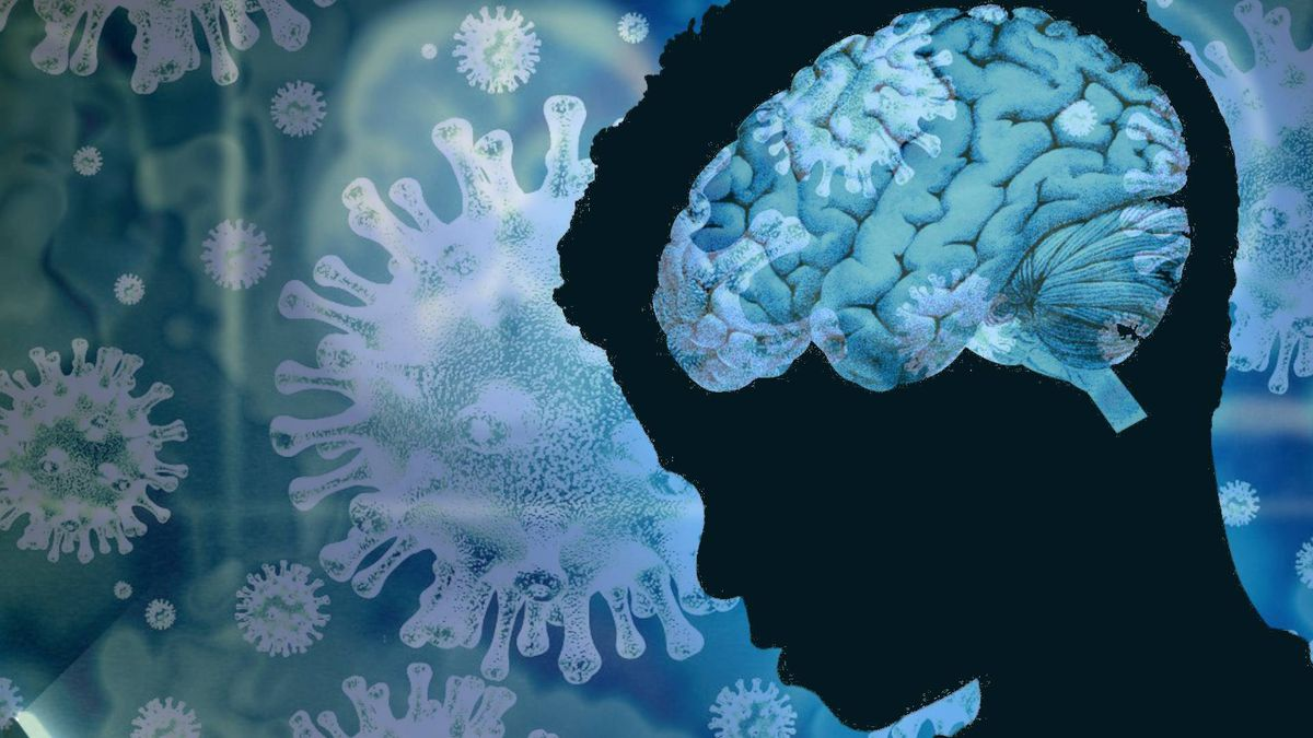 The coronavirus pandemic can take a toll on many people's mental health.