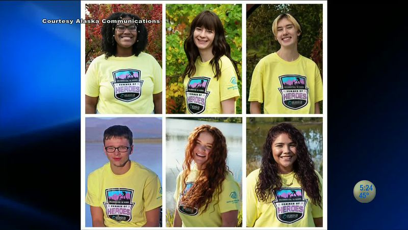In a year with not nearly enough good news these young teens are making a difference in their...
