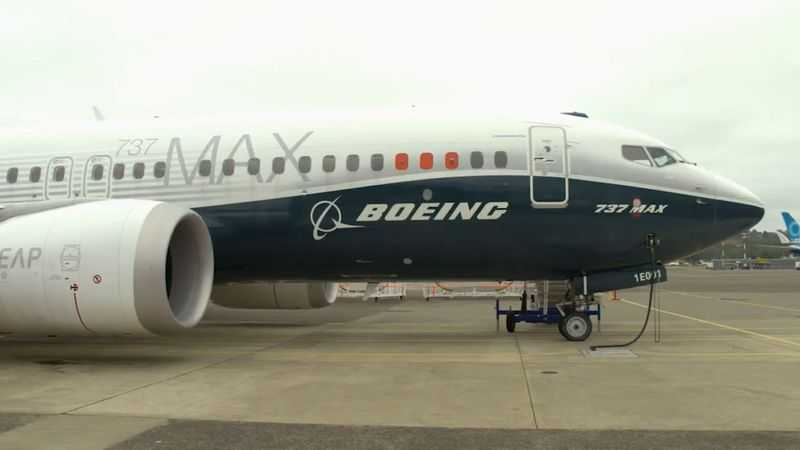 The airplane manufacturer says there is a possible electrical problem with some of the...