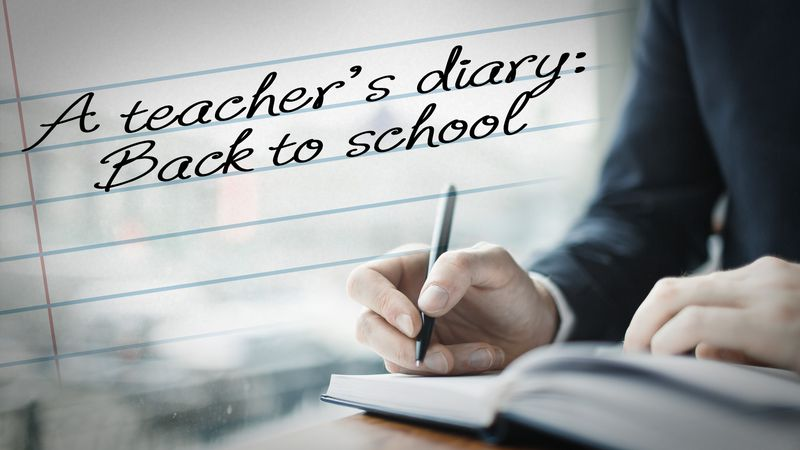 "Thumbnail for ""A Teacher's Diary: Back to School"""
