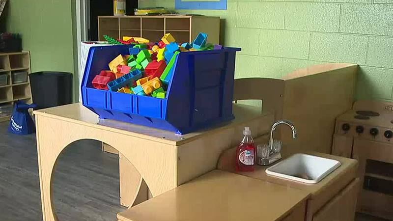 Parents are struggling to find child care options in Anchorage as school starts.