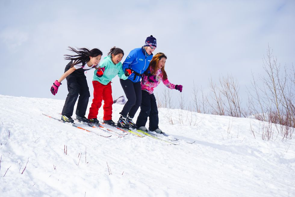 The non-profit provides ski lessons to kids in more than 55 rural villages across Alaska.