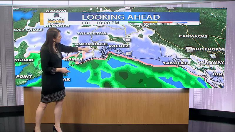 Thursday weather update from Meteorologist Melissa Frey