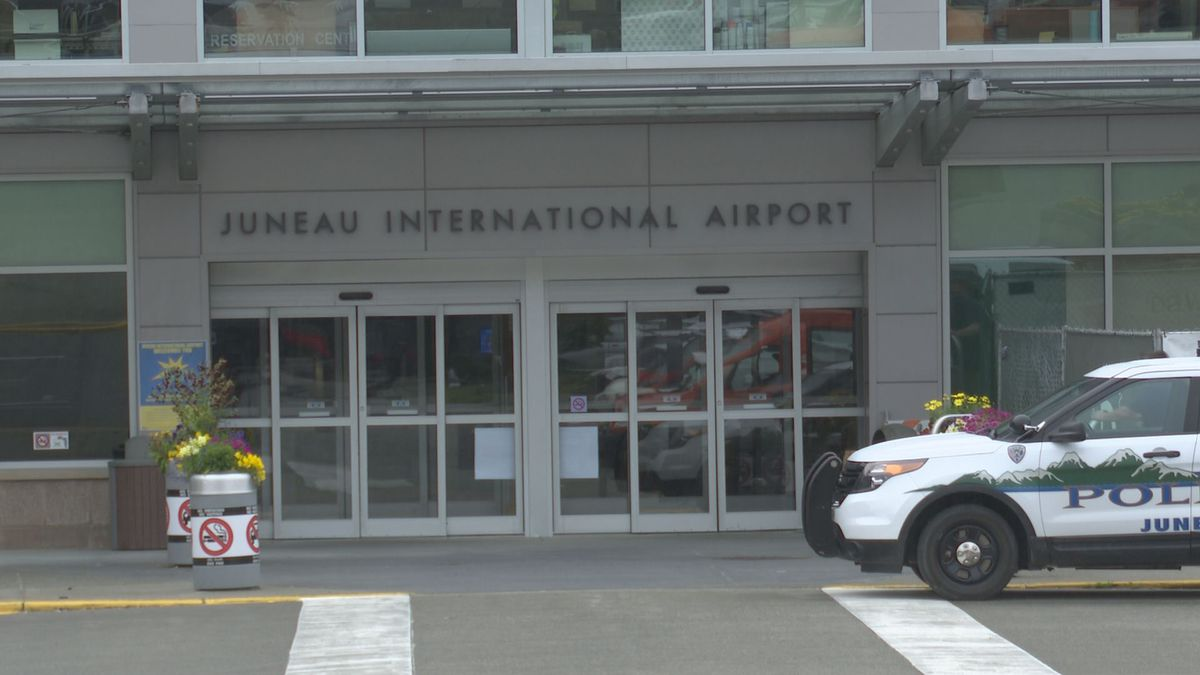 Juneau International Airport. (07/15/20)