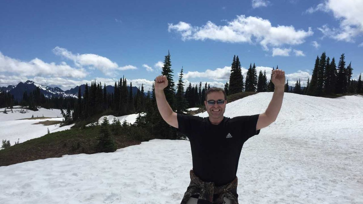 Mike Soltis was found dead following a search for him after he went missing while hiking....