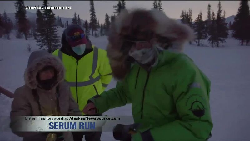 Ryan Redington is pushing to the front early in Iditarod 2021