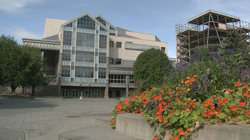 The Alaska Center for the Performing Arts is requiring visitors to mask-up, get vaccinated or...