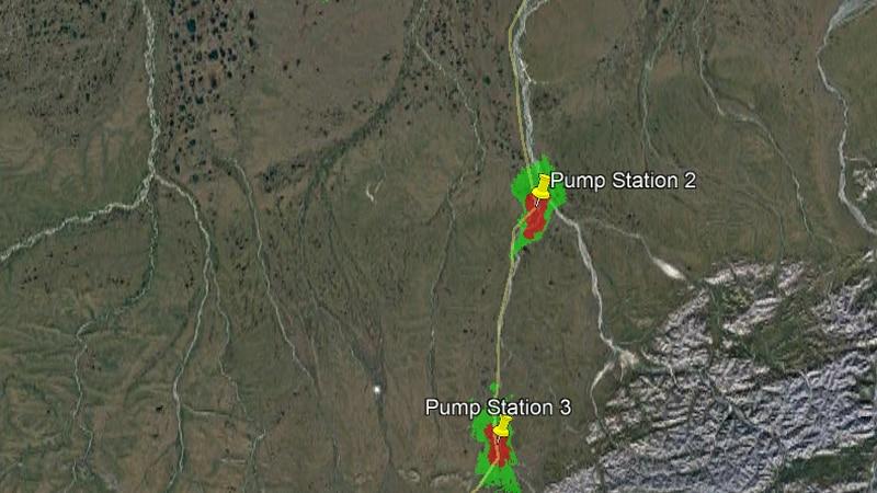 ASTAC New 4G LTE Dalton Hwy Coverage Map