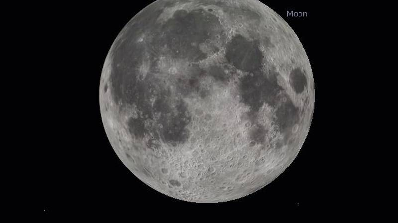 The moon will look the largest May 26th than any other day of 2021.
