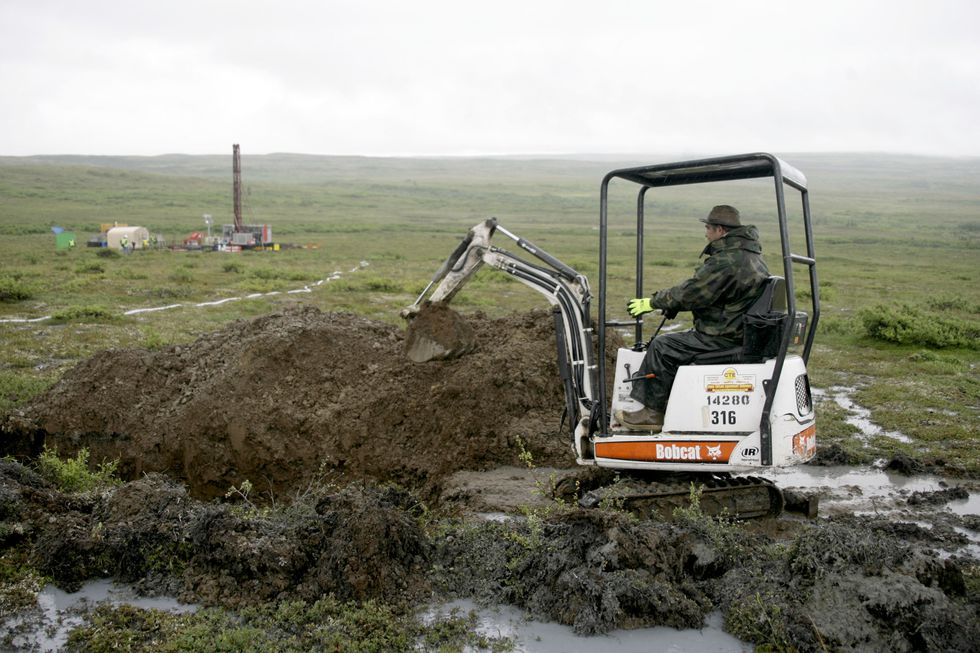 Alaska governor disapproves Biden administration's intent to change WOTUS