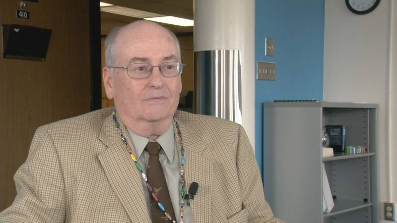 David Morgan is serving as acting director of the Anchorage Health Department, pending...