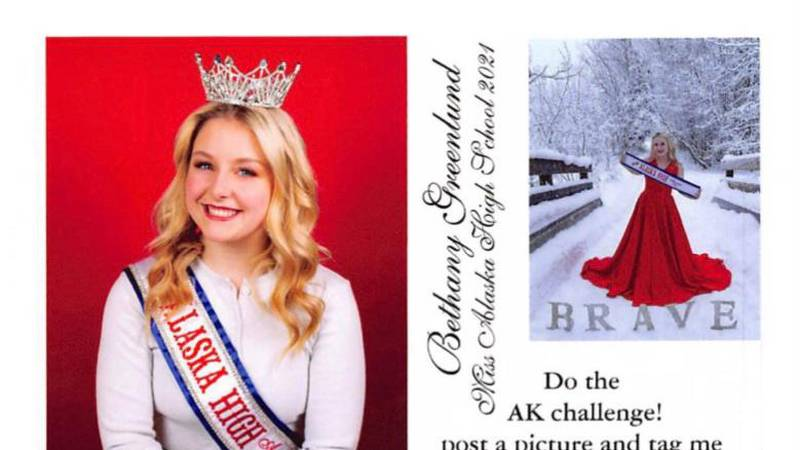 Alaska teen launches 'AK Kind Challenge.'