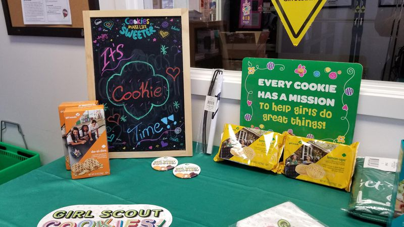 Alaska enters Girl Scout cookie season