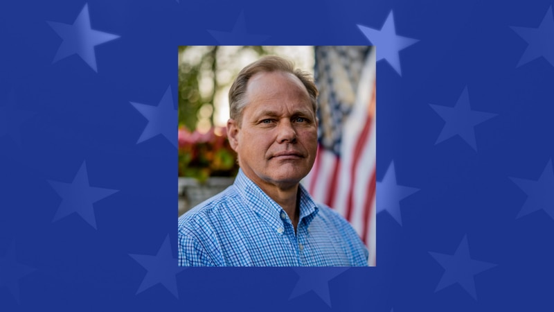 Dave Bronson will take office on July 1.