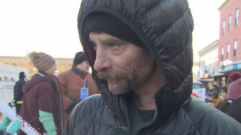 Four-time Iditarod champion Lance Mackey was involved in a brutal car crash at the Wenatchee...